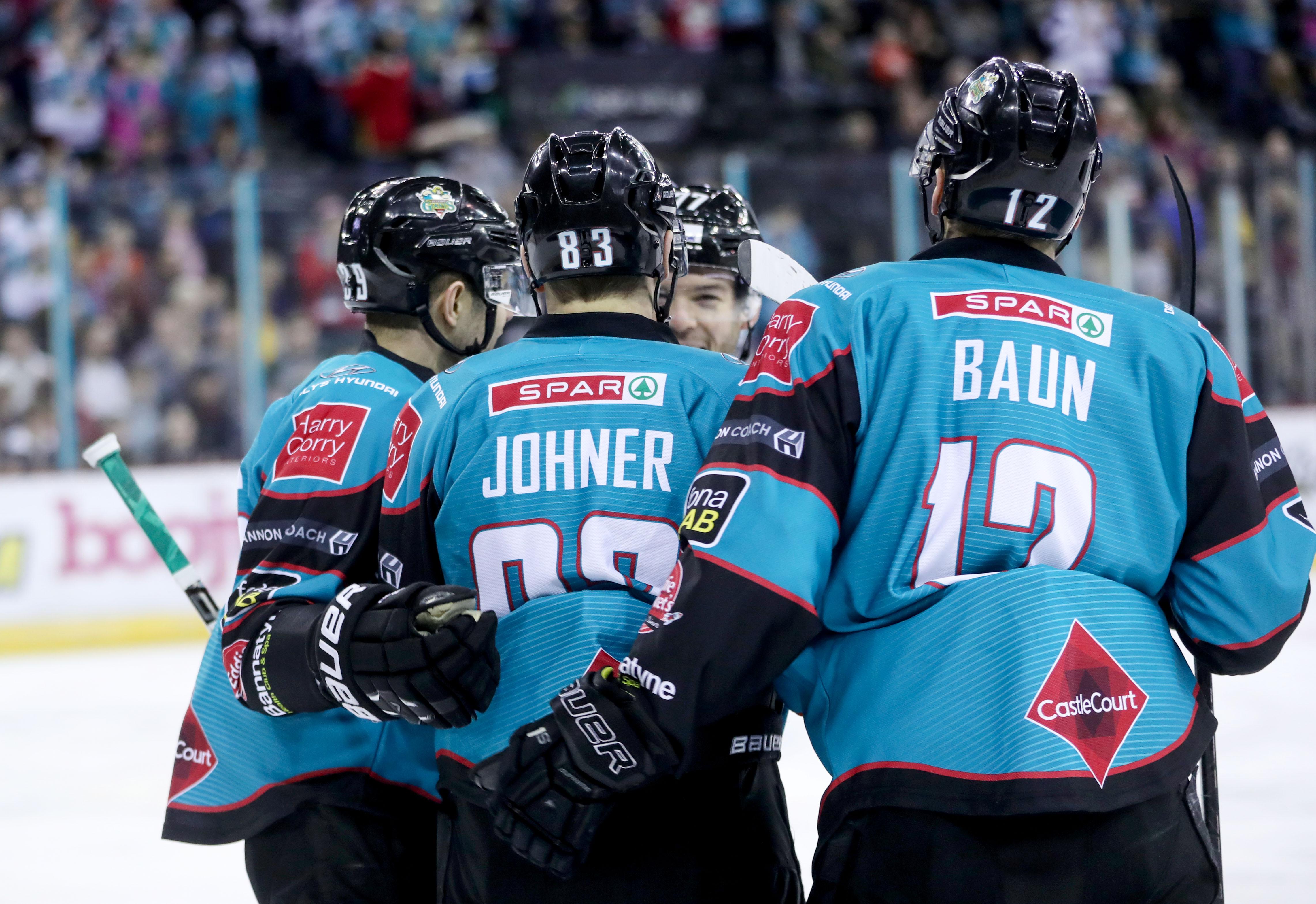 Belfast Giants v Dundee Stars - Elite Ice Hockey League
