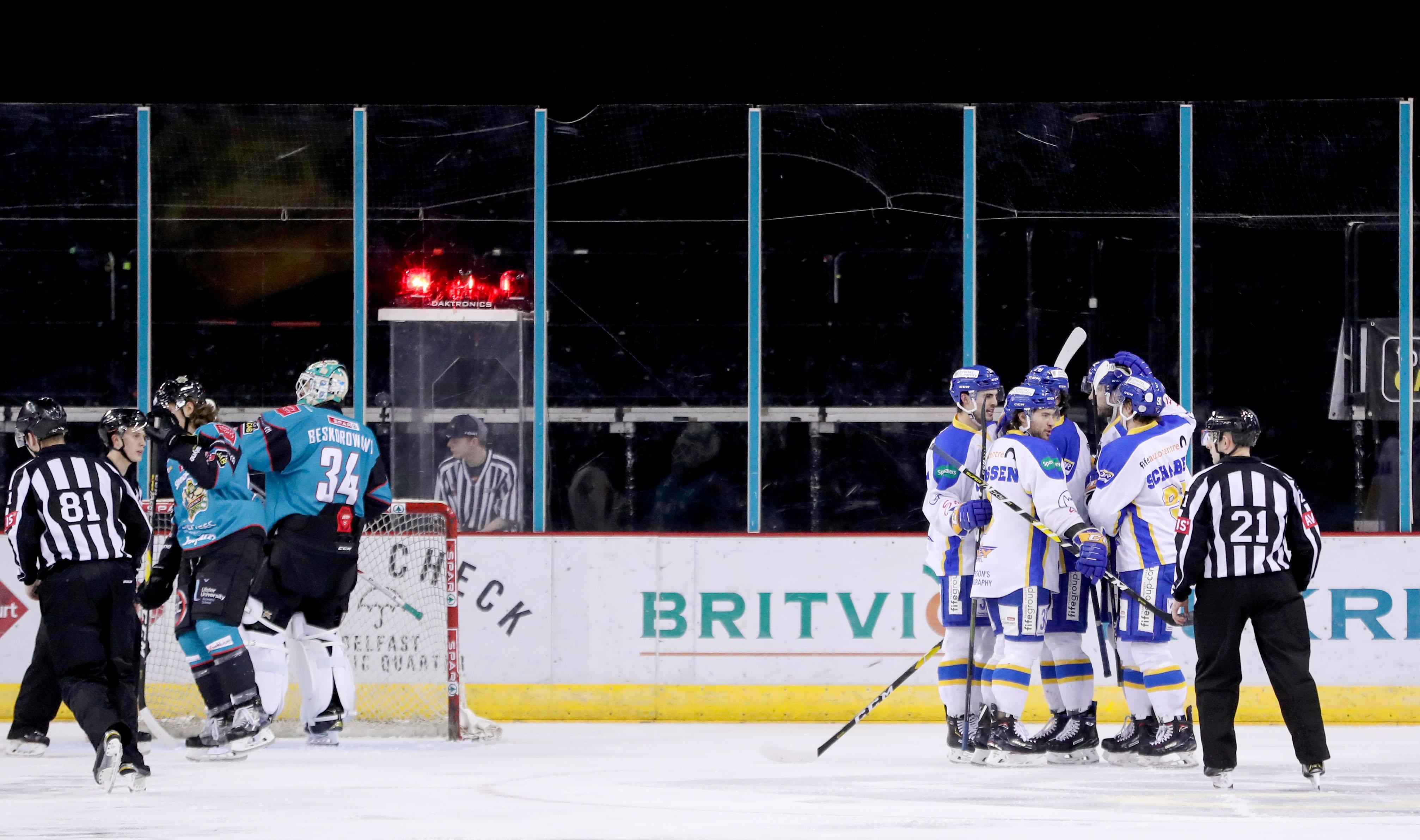 Belfast Giants v Fife Flyers - EIHL