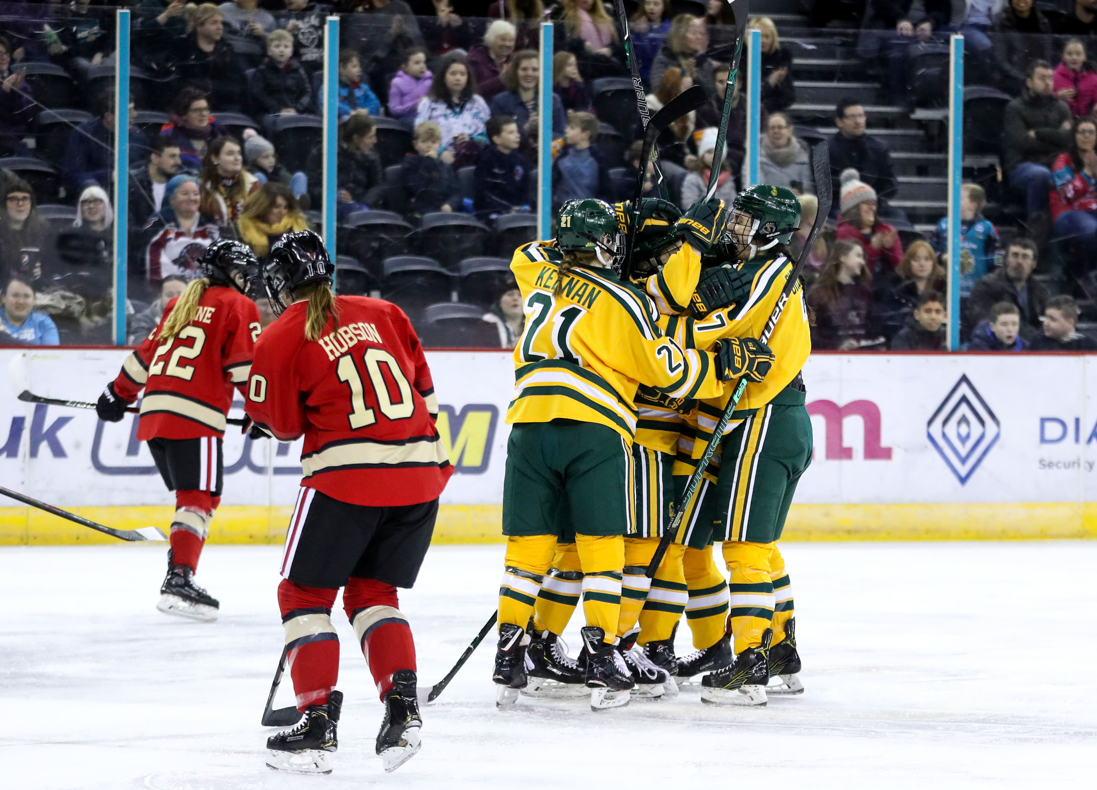Northeastern University v Clarkson University - WomenÕs Friendship Series