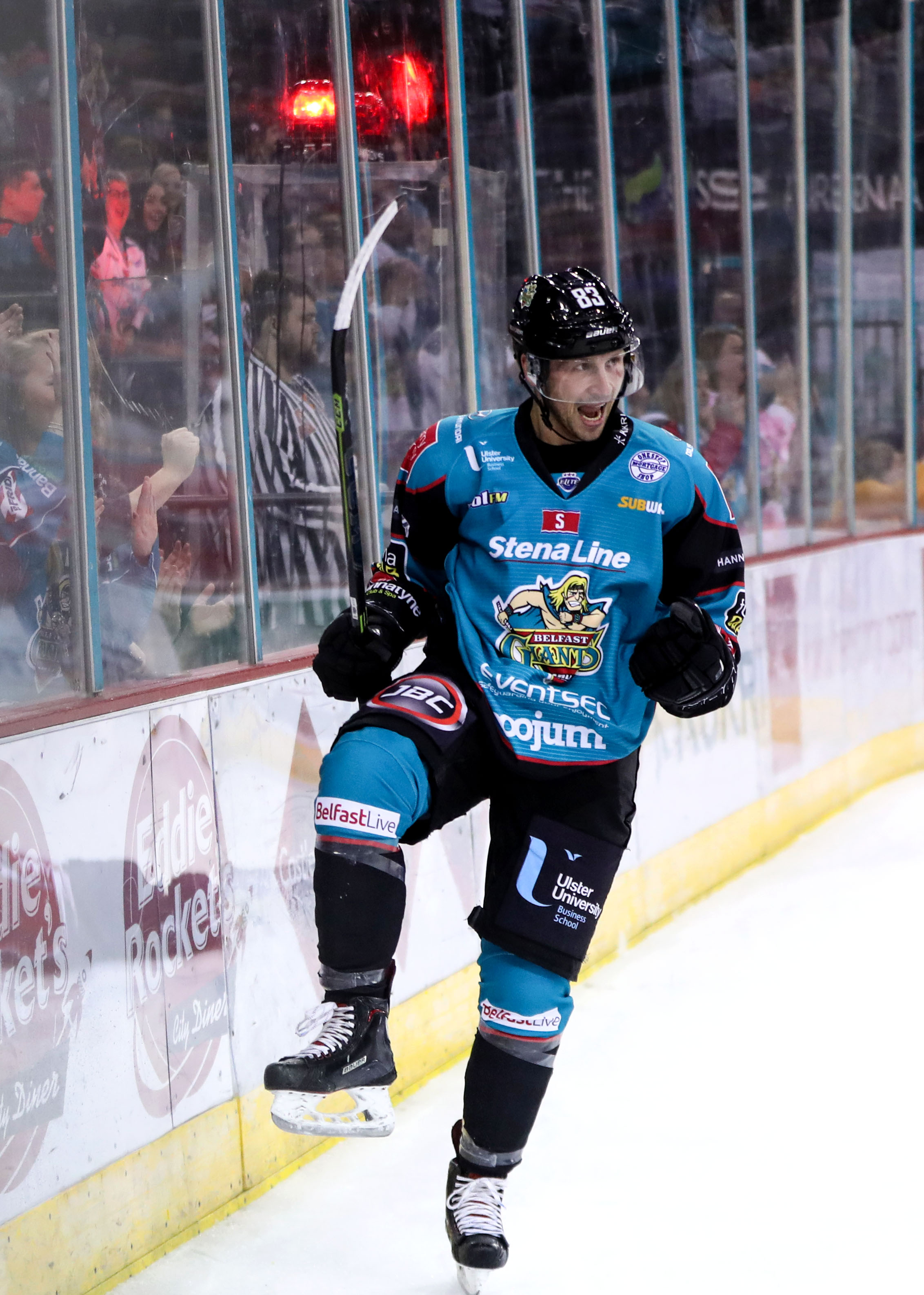Belfast Giants v Dundee Stars - Challenge Cup
