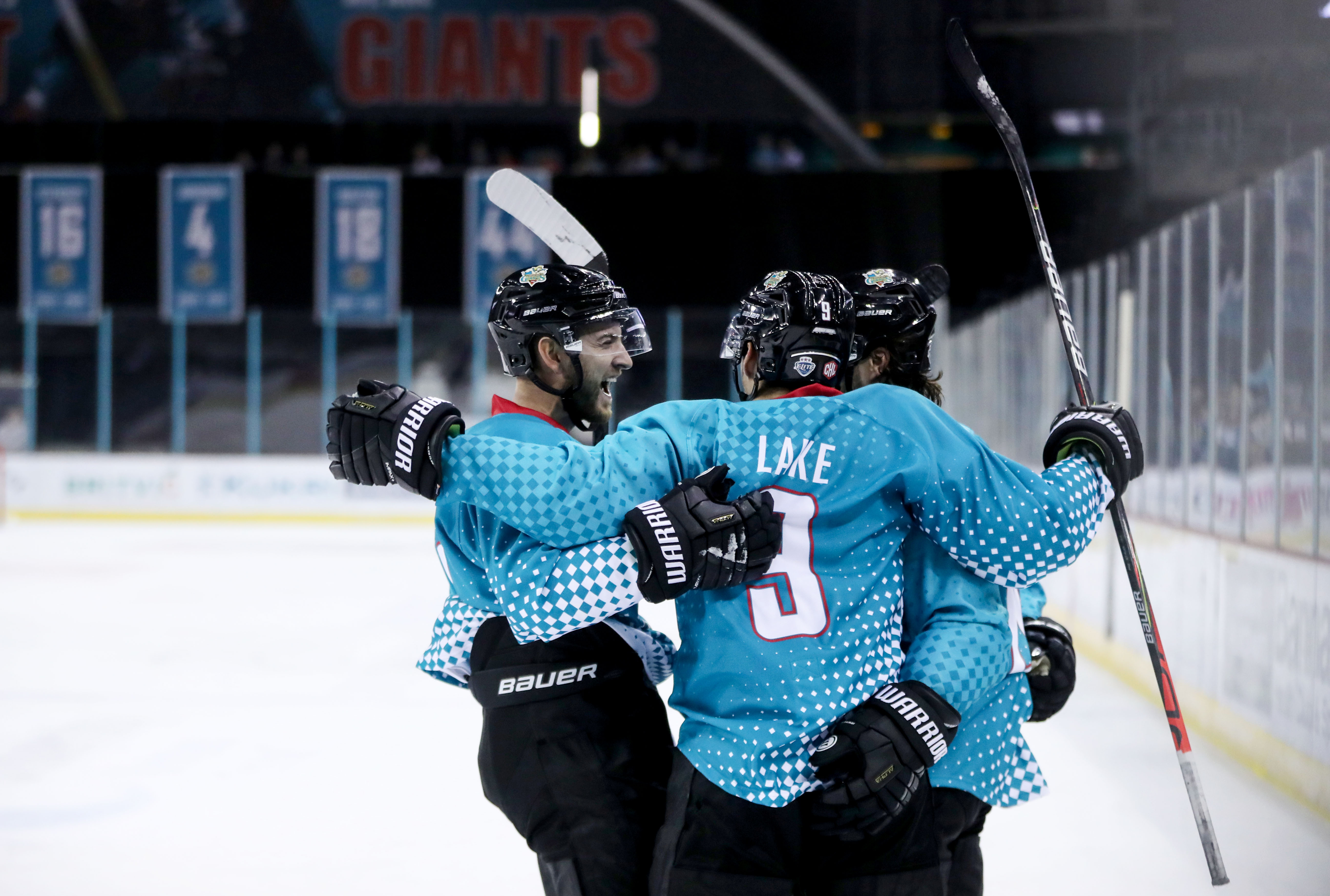 Belfast Giants v Herning Blue Fox - Exhibition Game
