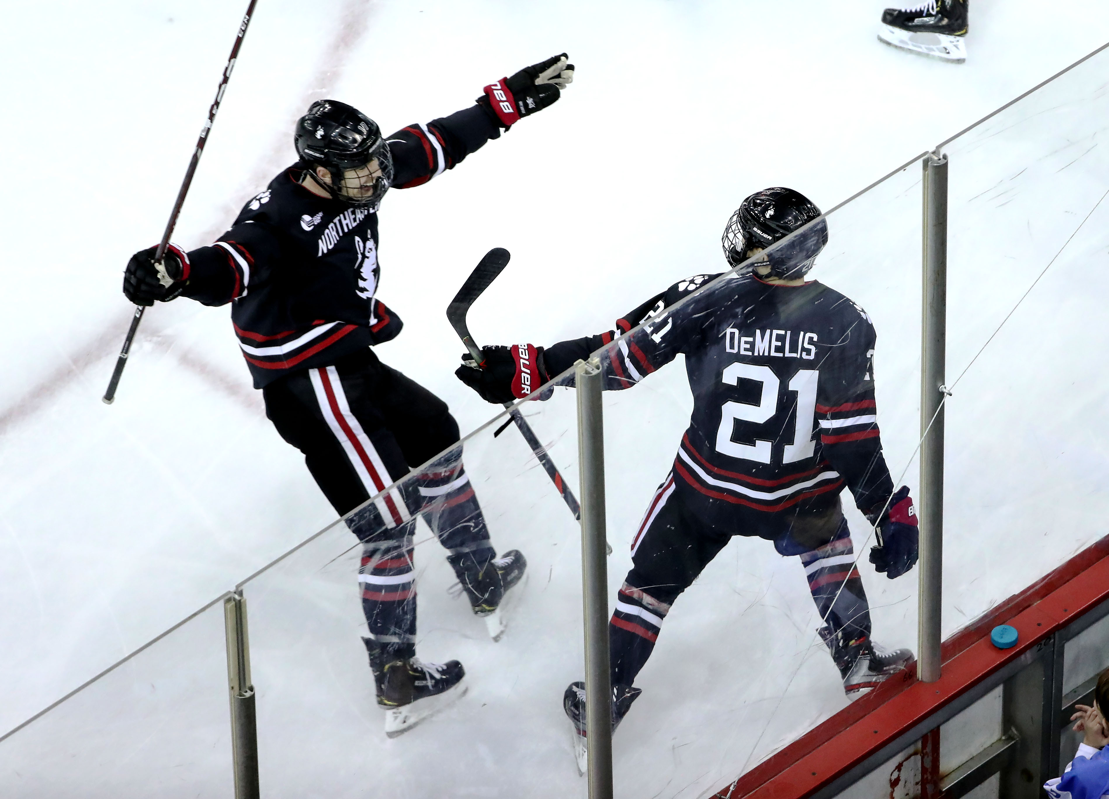 Northeastern Huskies v Colgate Raiders - Friendship Four