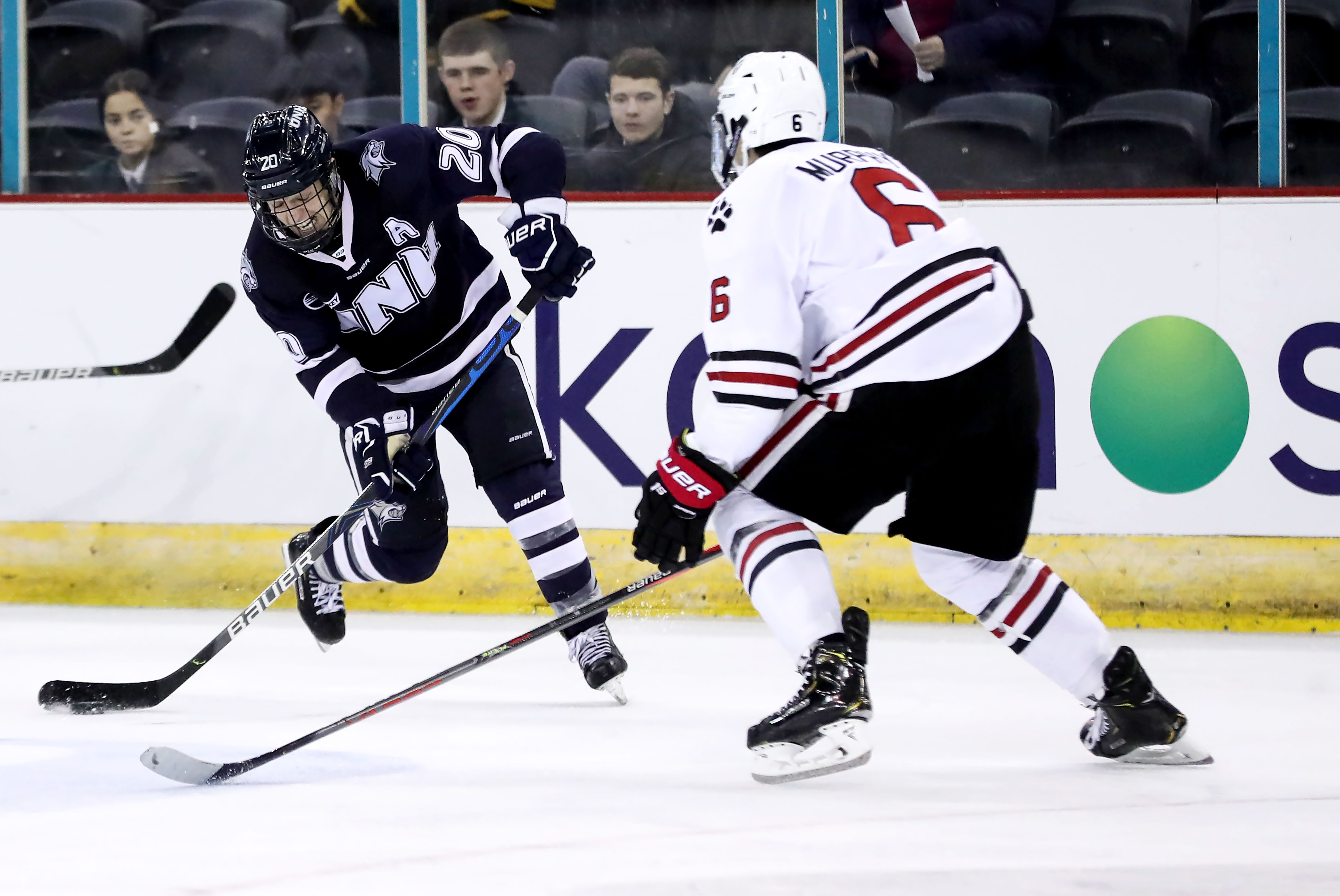 Northeastern Huskies v New Hampshire Wildcats - Friendship Four