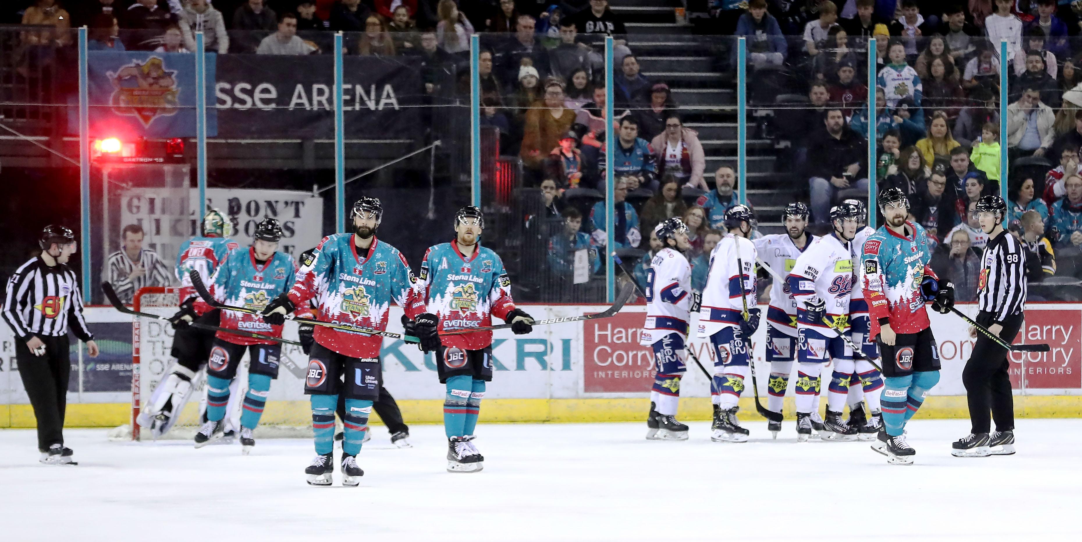 Belfast Giants v Dundee Stars - EIHL